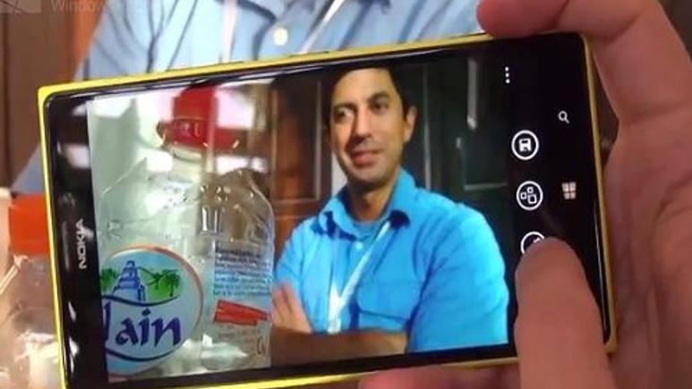 Nokia Refocus, Windows Phone Store'da!