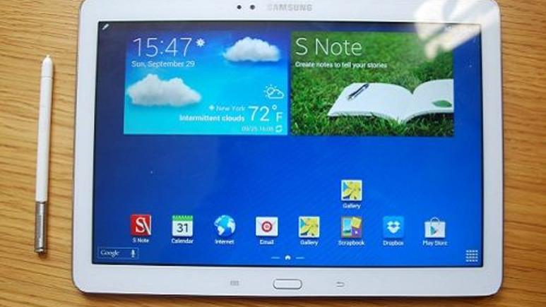 Samsung 100 milyon tablet satışı hedefliyor!