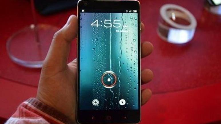 ZTE'den Sony Xperia Z Ultra'ya rakip geliyor!