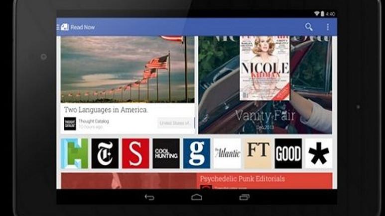 Google Play Gazetelik resmiyet kazandı!
