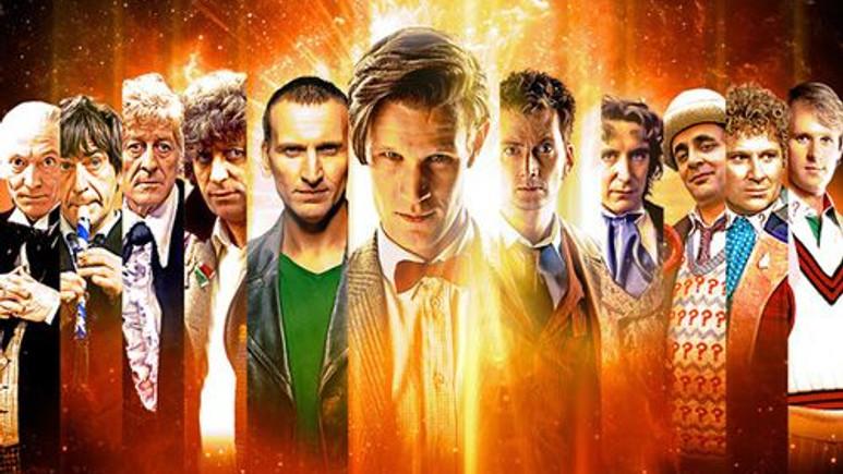 Google'ın en güzel Doodle'ı Doctor Who için oldu