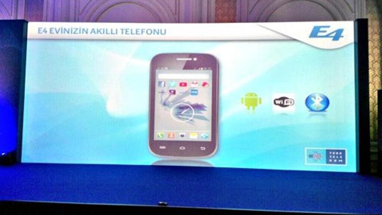 Türk Telekom Akıllı Ev Telefonu 'E4'ü duyurdu!