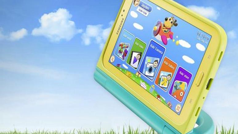 Samsung, çocuklara özel tabletini sundu