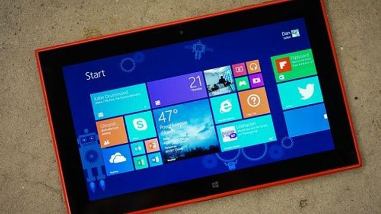 Nokia'nın yeni tableti 8-inçlik Lumia 2020 olacak!