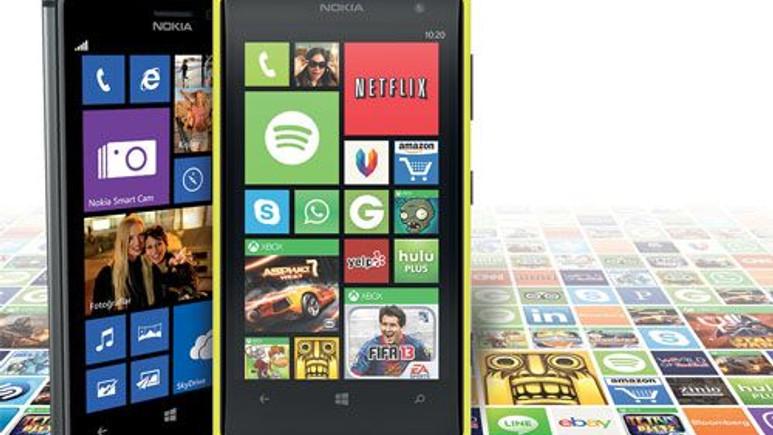 Nokia Lumia 925 ve Lumia 1020 hediyeli sunuluyor