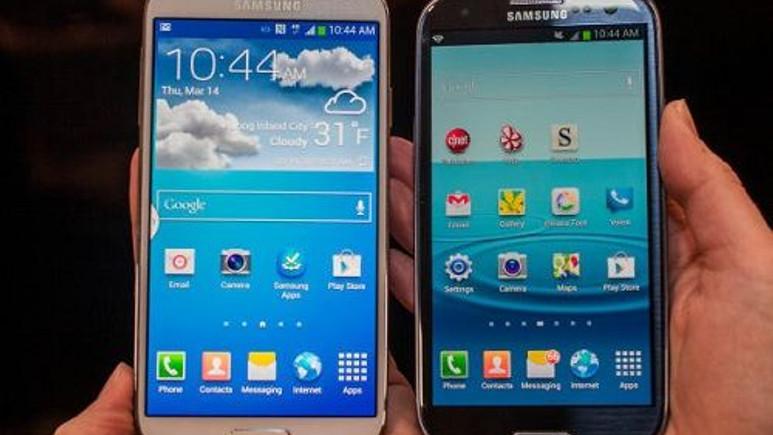 Galaxy S4 ve Galaxy S III için Android 4.3 güncellemesi tekrar başladı
