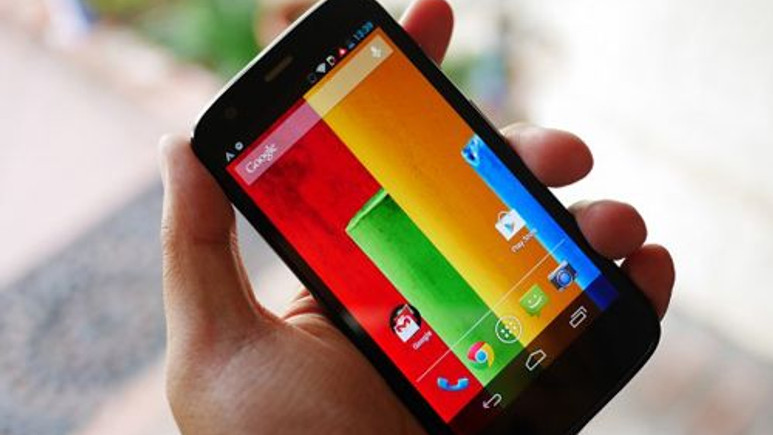 İşte Motorola Moto G (2015)!