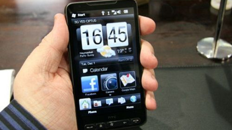 HTC HD2'ye Android 4.4 yüklendi