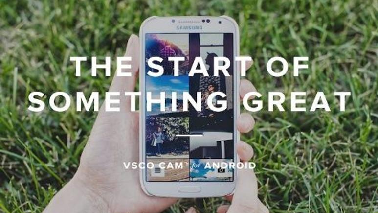 Beklenen kamera uygulaması sonunda Android'e geldi!
