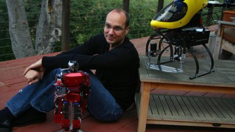 Google, gerçek robotlar üzerinde çalışıyor