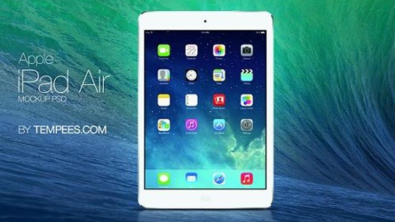 iPad Air, Android kullanıcılarının dikkatini çekiyor!