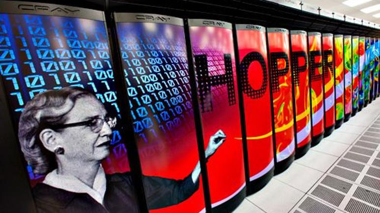 Günün Doodle'ı Kadın Bilgisayar Bilimcisi Grace Hopper için oldu!