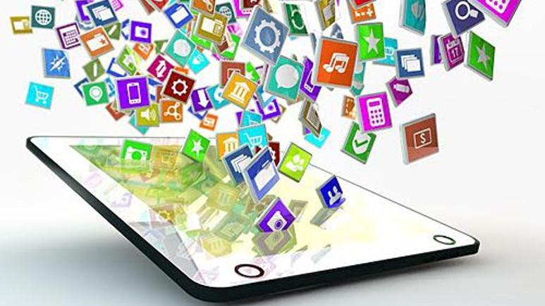 Gelecek, mobil uygulamalarda!
