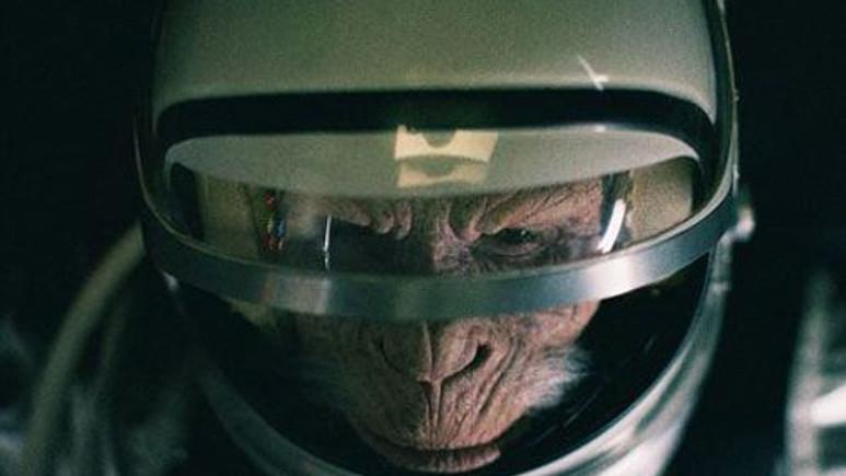 İran maymunları uzaya gönderiyor!
