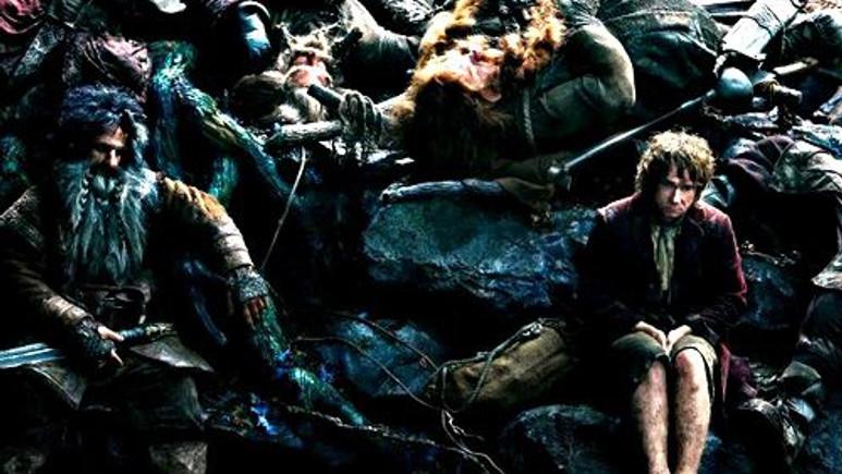The Hobbit: The Desolation of Smaug ilk haftada gişe rekoru kırdı!