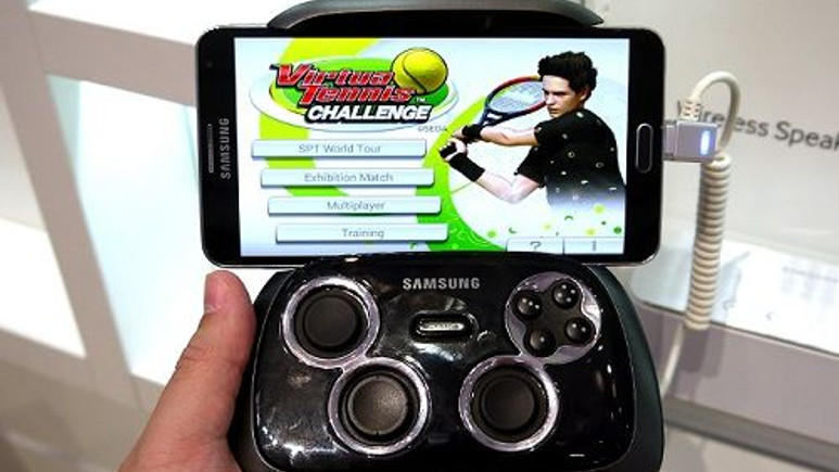 Samsung GamePad satışa sunuldu!