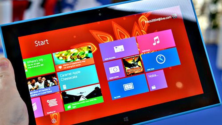 Nokia'nın 8 inçlik tableti 2520'nin üretimi durduruldu!