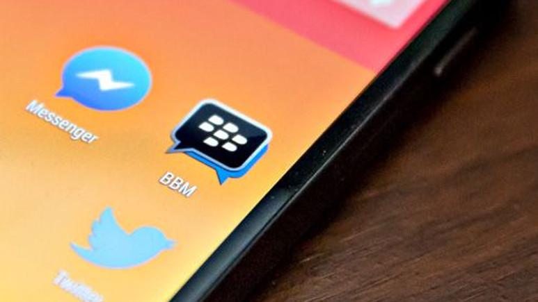 LG ile BlackBerry, BBM için masaya oturdu!