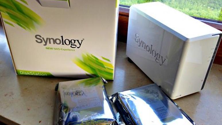 Synology DS213j -  İnceleme