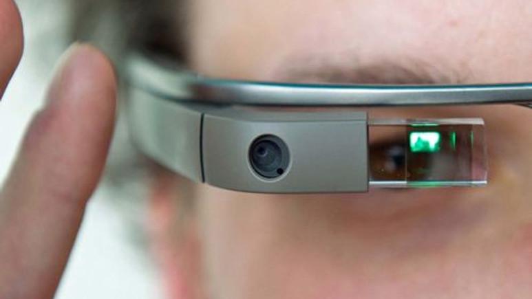 Google Glass'a RSS ve hava durumu güncellemesi