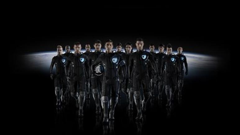 İşte Samsung'un Galaxy 11 futbol takımı!