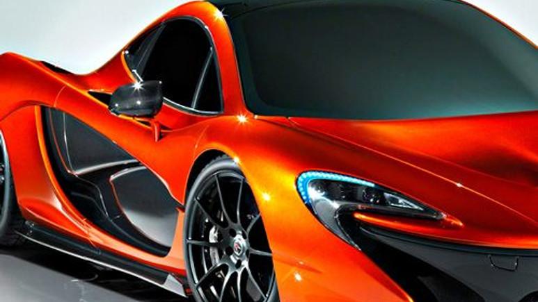 McLaren, yeni otomobillerinde silecek yerine bunu kullanacak!
