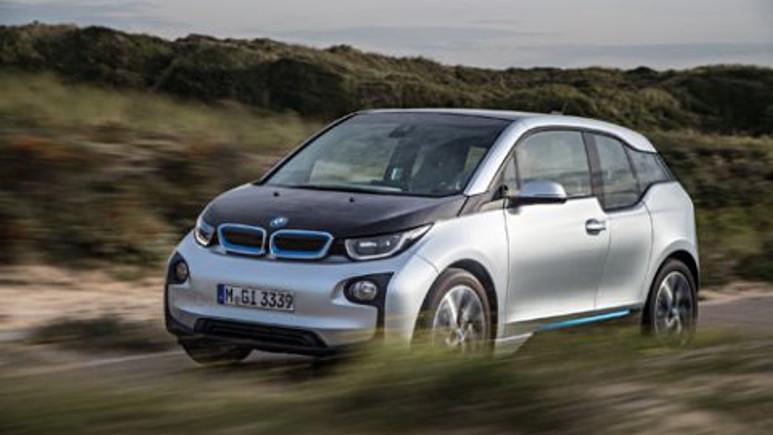 Elektrikli BMW i3, alldesign 2014'te