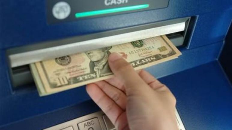 Akla zarar bankamatik soygunu!