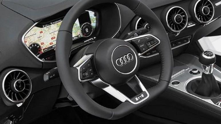 Audi'nin yeni araç tasarımı görenleri şaşırtıyor!