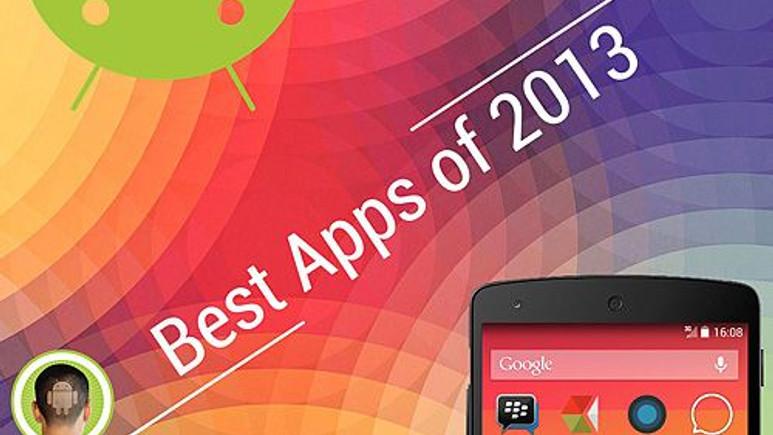 2013 yılının en çok indirilen Android uygulamaları!
