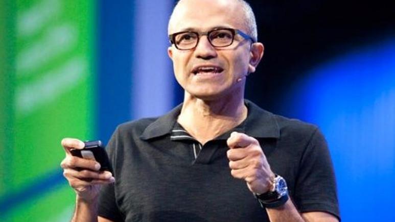 Microsoft'un yeni CEO'su Satya Nadella oldu!