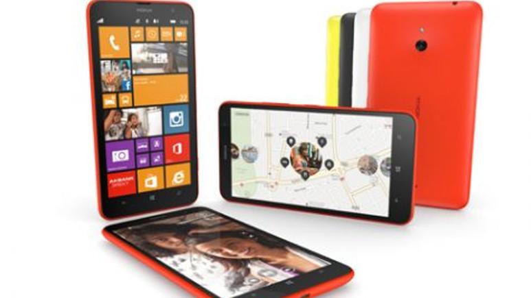 Nokia Lumia 1320 İnceleme