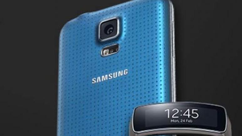 Galaxy S5, bebeğinizi izliyor!