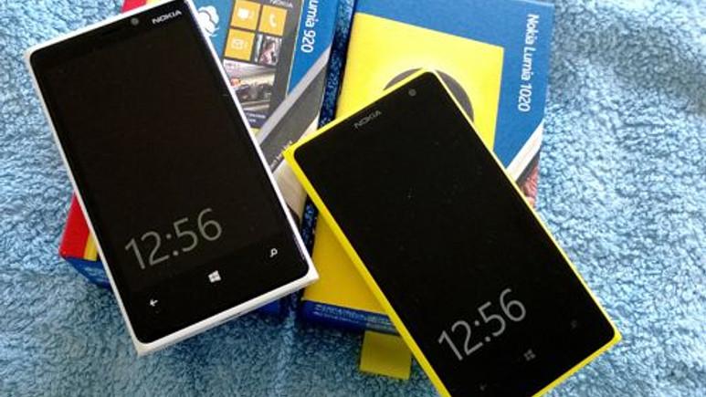 Nokia Lumia 1020 ve 920 ile çekilen fotoğraflar sergilendi