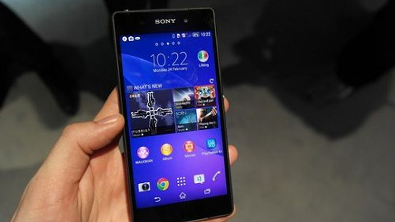 Sony, Xperia Z2 satışını askıya aldı