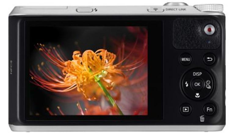 Samsung'un akıllı fotoğraf makinesi WB350F Türkiye'de