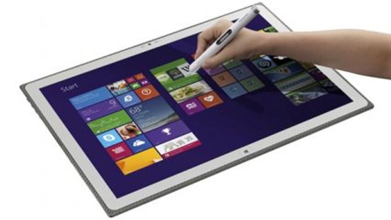 Mühendis ve tasarımcılar için Panasonic Toughpad 4K UT-MA6