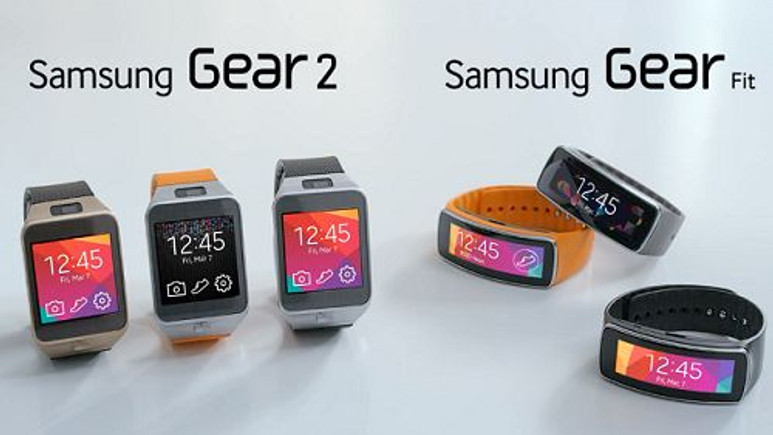 Samsung, Gear 2 ve Gear Fit'in fiyatlarını açıkladı