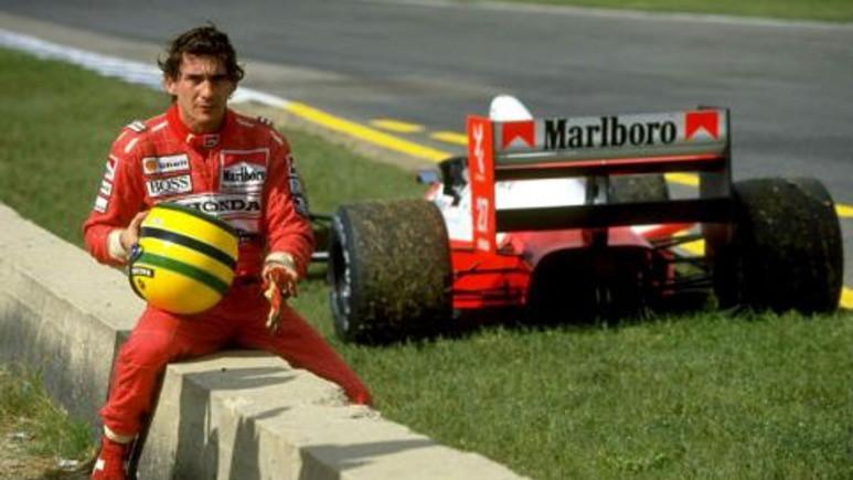 Google anasayfasındaki Ayrton Senna kimdir?