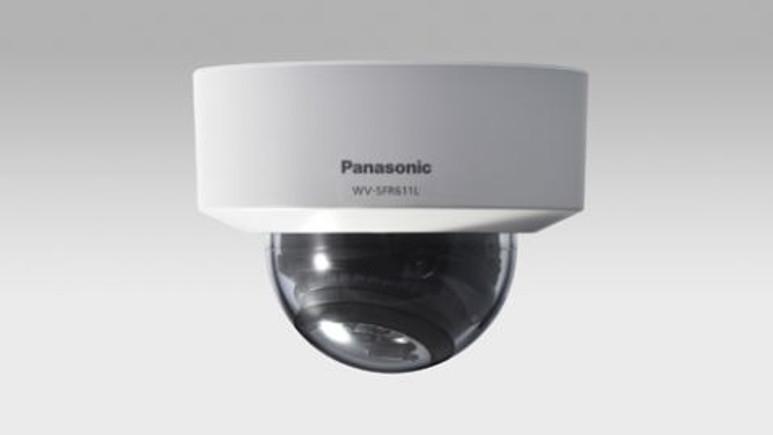 Panasonic'ten saniyede 60 kare kayıt yapan  güvenlik kamerası