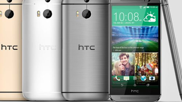 HTC One M9 üç renkte tanıtılacak