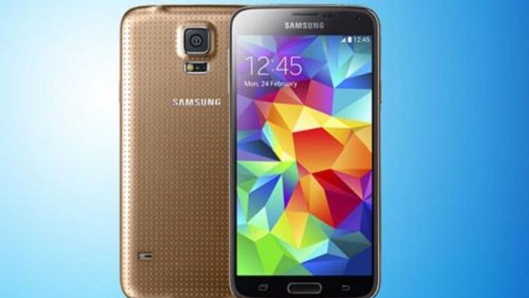 Galaxy S5 Türkiye'de ön siparişte!