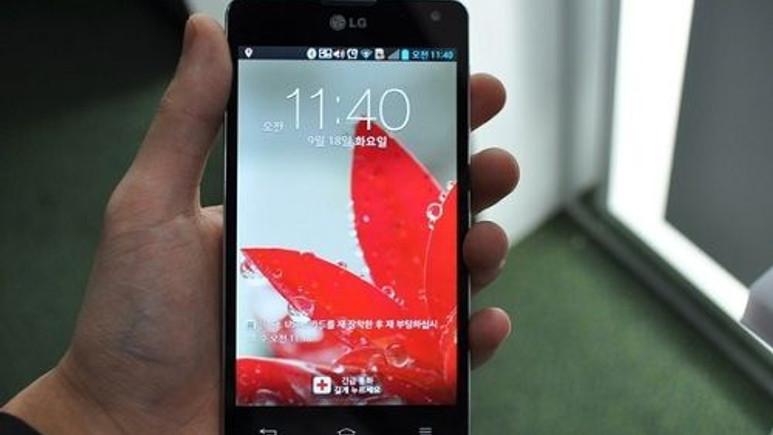 LG Optimus G için Android 4.4 dağıtım tarihi açıklandı