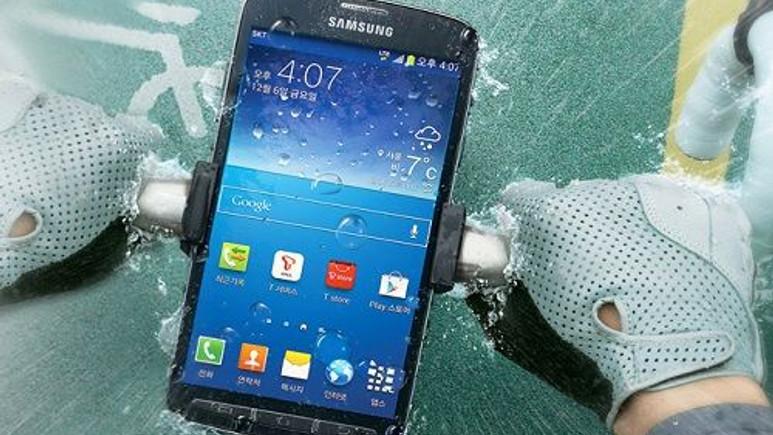 Galaxy S5 Active geliyor