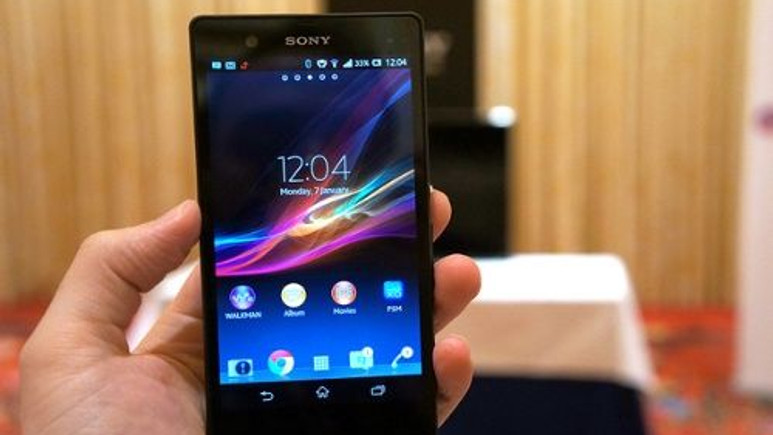 Sony Xperia G geliyor!