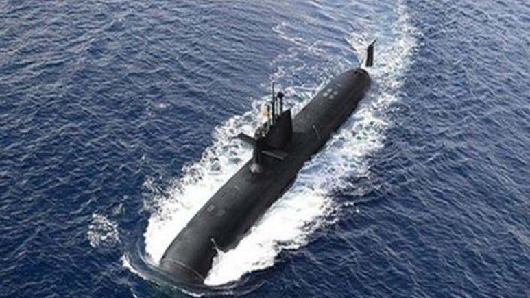 Yüzde 100 yerli yapım denizaltılar donanma'ya katıldı!