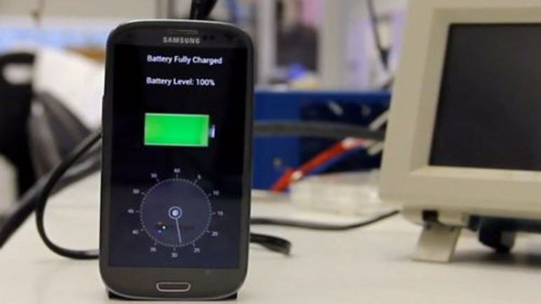 Samsung Galaxy S3, 29 saniyede %100 şarj edildi! (Video)