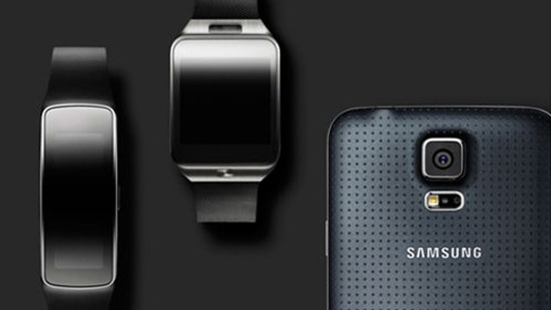 Samsung Galaxy S5, Galaxy Gear 2 ve Galaxy Fit Türkiye'de!