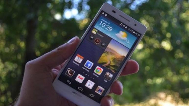Huawei Ascend P7'nin gerçek görüntüleri sızdı!