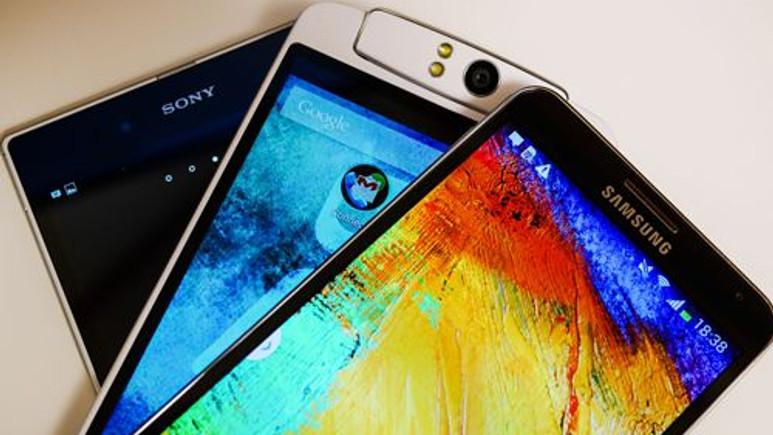 İşte 2014'te gelecek Android akıllı telefonlar!